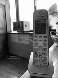 家電の子機の写真・画像素材[3310970]