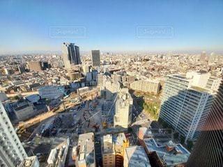 大都市の風景の写真・画像素材[3288162]