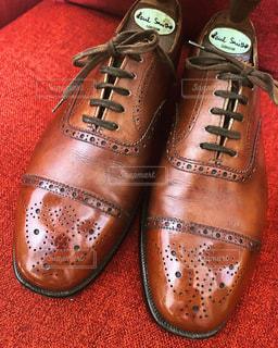 靴一足の写真・画像素材[3300133]