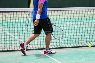 テニスの写真・画像素材[3340179]