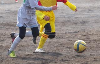 サッカーの写真・画像素材[3720488]