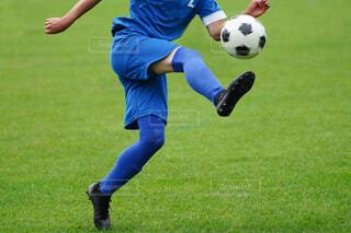 サッカーの写真・画像素材[4282683]