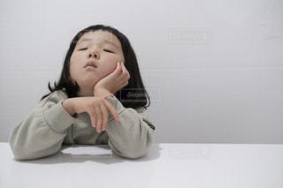 女の子ポートレートの写真・画像素材[3311655]