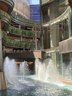 水の噴水の写真・画像素材[3351901]
