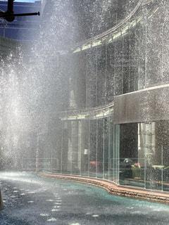 水の噴水の写真・画像素材[3351904]