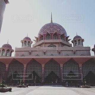 可愛いモスクの写真・画像素材[3303498]
