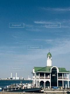 横浜の海の写真・画像素材[3309609]