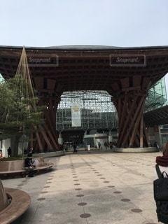 金沢駅の写真・画像素材[3314196]
