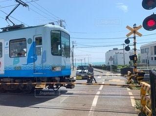 江ノ電の写真・画像素材[3310425]