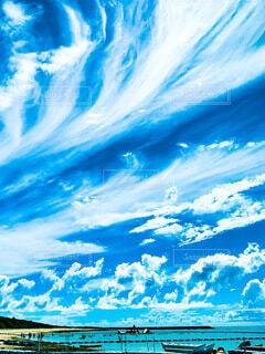 夏空の写真・画像素材[3818234]