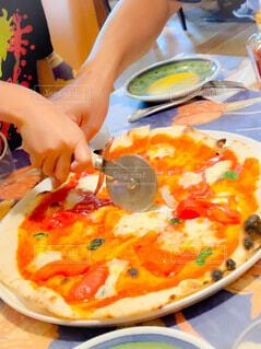 ピザの写真・画像素材[4150079]