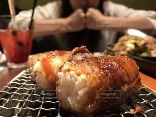 食べ物のクローズアップの写真・画像素材[3316862]