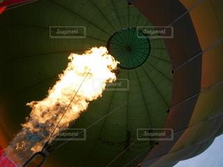 カッパドキアと気球の写真・画像素材[3347469]