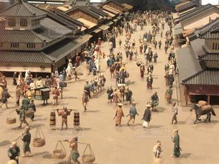 江戸時代風景の写真・画像素材[3320877]