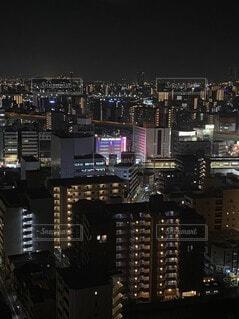 夜景の写真・画像素材[3974627]
