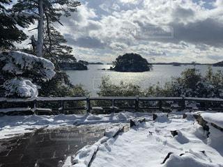 雪景色の写真・画像素材[3327560]