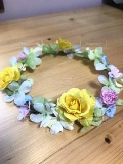 花かんむりの写真・画像素材[3328971]