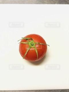 トマトのクローズアップの写真・画像素材[3374365]