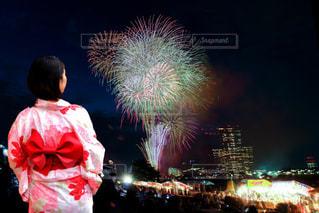花火大会の写真・画像素材[557447]