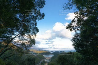 熊野古道始神峠の夕の写真・画像素材[3365200]