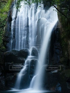 桑ノ木の滝の写真・画像素材[3392465]