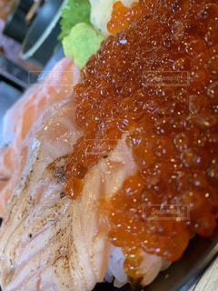 食べ物のクローズアップの写真・画像素材[3345995]