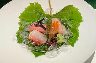 食べ物の皿の写真・画像素材[3557751]