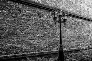 街灯の写真・画像素材[3607829]