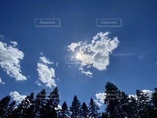 空の写真・画像素材[3727013]