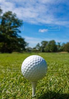 ゴルフの写真・画像素材[3734530]