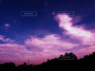空の雲の写真・画像素材[3360767]