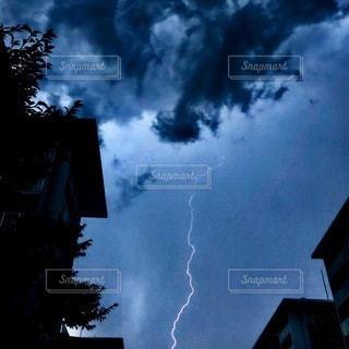 雷の写真・画像素材[3610973]