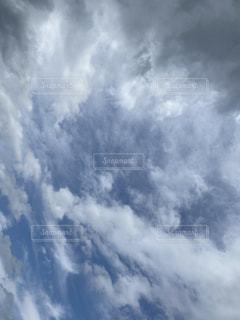 空の雲の群の写真・画像素材[3375185]