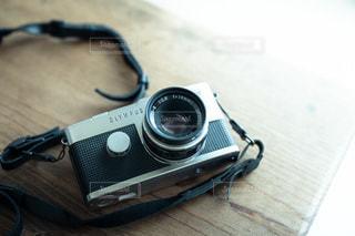 お気に入りのカメラの写真・画像素材[3365460]