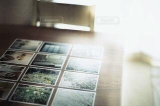 思い出のフィルム写真達の写真・画像素材[3646182]
