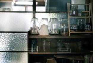 古民家カフェのキッチンの写真・画像素材[3650216]