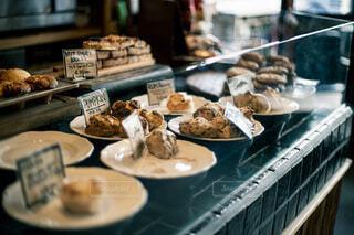 スコーンのカフェの写真・画像素材[3650814]