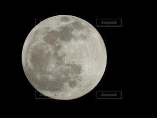 満月の写真・画像素材[3366043]