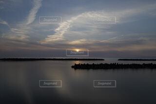 日本海にて撮影の写真・画像素材[4395841]