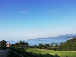 すごい景色のゴルフ場2の写真・画像素材[3375446]