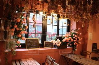 韓国カフェの写真・画像素材[3381351]
