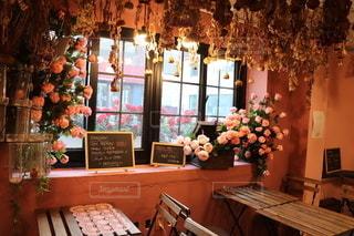 韓国カフェの写真・画像素材[3381354]