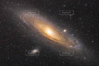 アンドロメダ銀河 m31 大星雲の写真・画像素材[3382845]