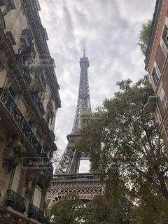パリの秋の写真・画像素材[3384022]