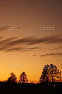 日の出の写真・画像素材[3443157]