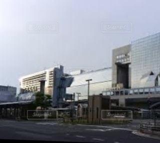 大きな建物の写真・画像素材[3410971]