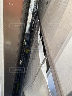 ドアのクローズアップの写真・画像素材[3390849]