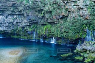 雄川の滝の写真・画像素材[3391238]