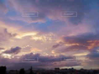 空の雲の写真・画像素材[3406480]