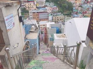 階段の写真・画像素材[3412397]